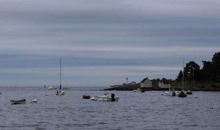 Scene From Willard Beach