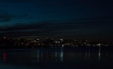 Blue Hour Portland